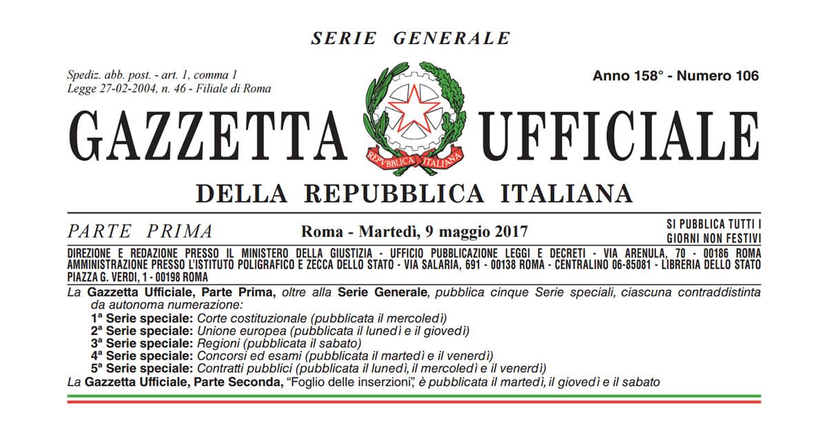 Agenzia per l'Italia digitale: in Gazzetta il Regolamento di organizzazione