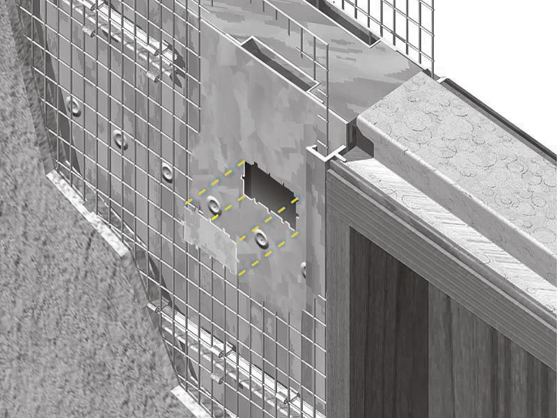 Interruttori e porte scorrevoli scegliere i controtelai for Scatole elettriche esterne