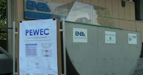 Dall'ENEA la tecnologia low cost per produrre elettricità dalle onde del mare