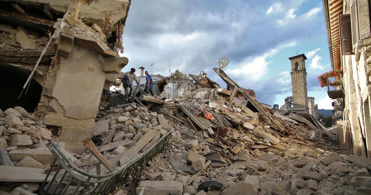 Confedertecnica: Terremoto, ripensare edilizia e territorio