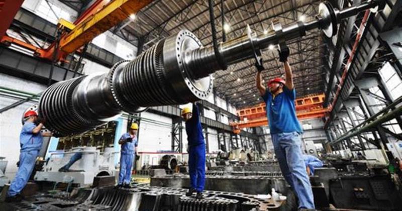 c21abbe03d Dicembre nero per l'industria italiana: il fatturato crolla del 7,3%