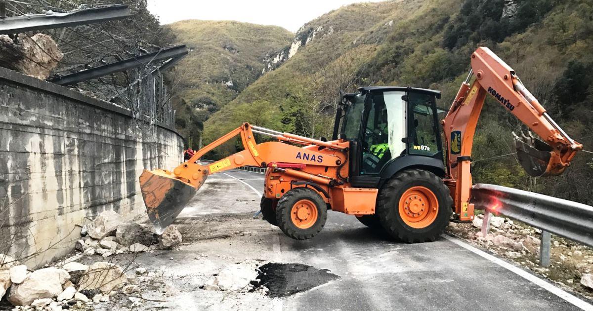 Terremoto Centro-Italia: Approvato il primo stralcio del programma di ripristino della viabilità