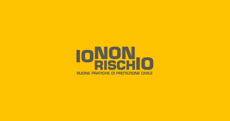 Protezione civile: campagna nazionale 'Io non rischio 2019'