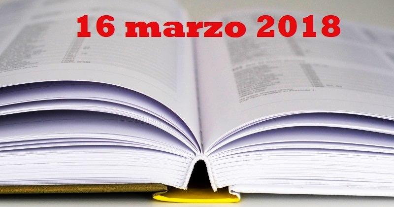 Libri sociali: Pagamento tassa annuale entro il 16 marzo