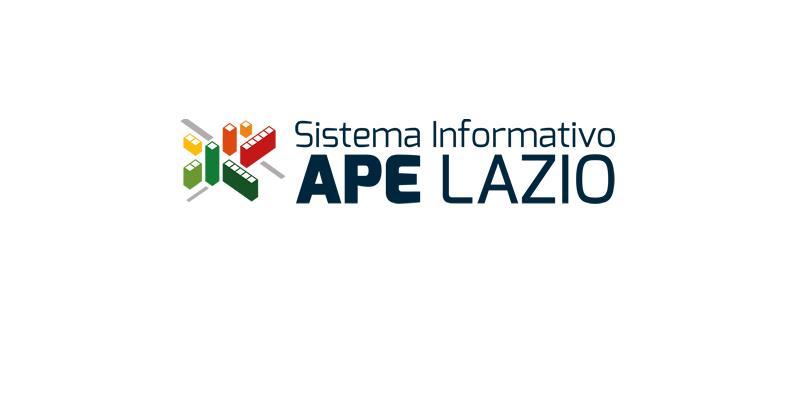 Regione Lazio: Nuovo sistema informativo per la gestione degli A.P.E.