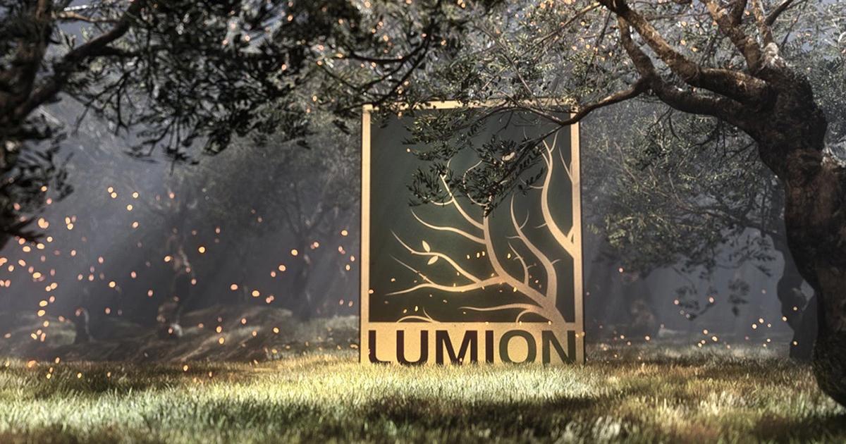 Lumion: la nuova frontiera della visualizzazione architettonica