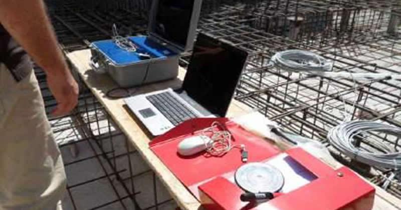 Monitoraggio strutturale con i sensori a fibre Ottiche per la sicurezza delle opere di ingegneria