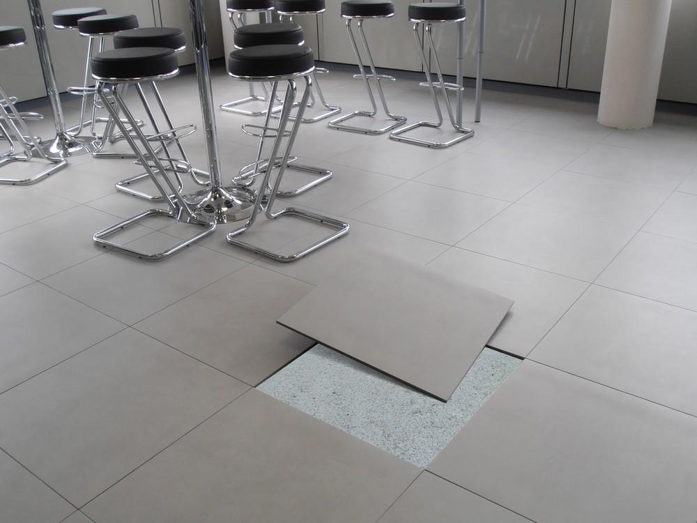 Pavimentazione con posa a secco freefloor - Piastrelle posa a secco ...