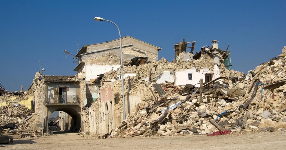Sequenza sismica in Italia centrale 2016: ricognizioni