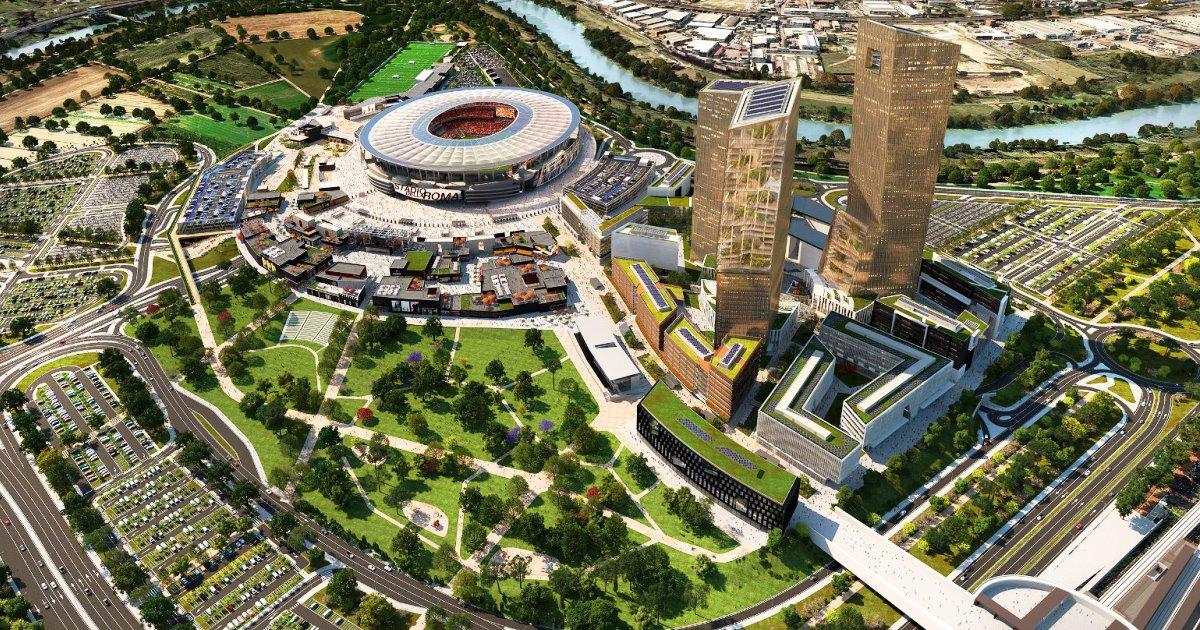 Nuovo Stadio di Roma: Il no dell'Istituto Nazionale di Urbanistica e le possibili soluzioni
