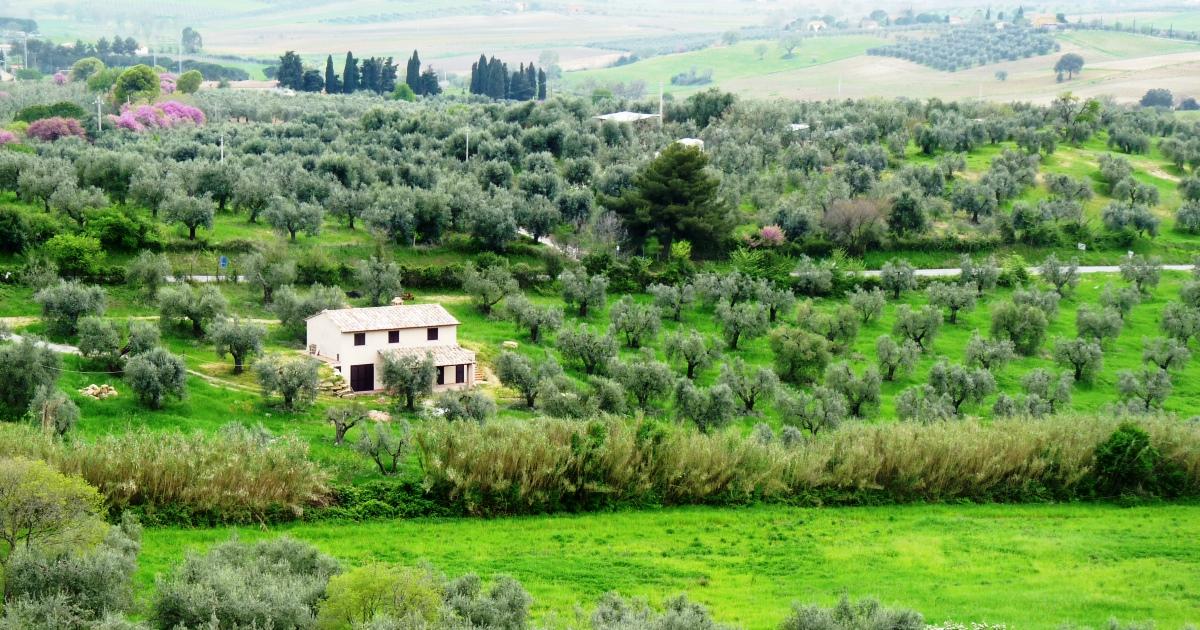 Toscana: Nuova legge sul recupero degli edifici rurali abbandonati