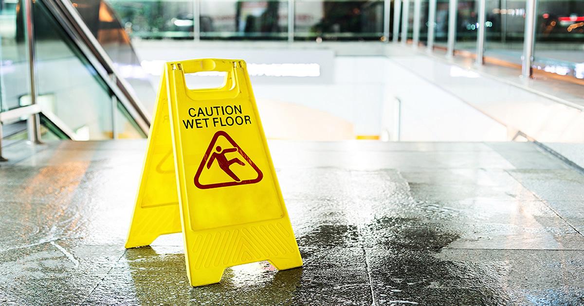 Come rendere antiscivolo un pavimento con un trattamento unico e definitivo
