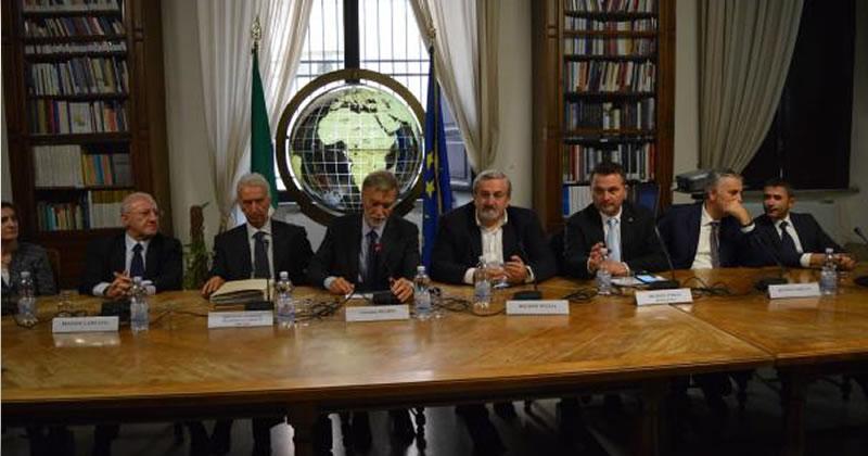 Piano Nazionale Sicurezza Ferroviaria: firmate le Convenzioni con 7 Regioni per 237 mln