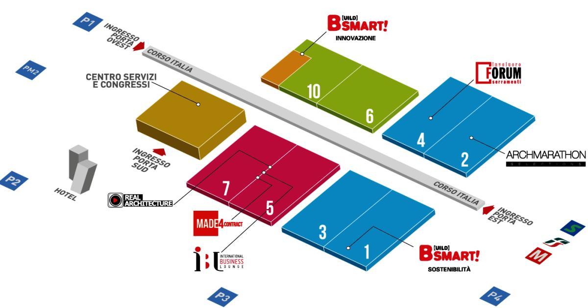 Made expo torna domani a milano rho sino all 11 marzo for Expo milano 2017