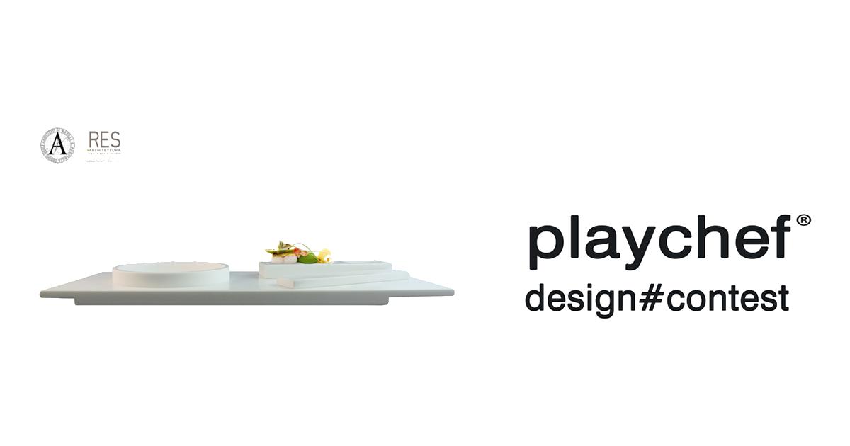 Playchef® design#contest – Un concorso di food design