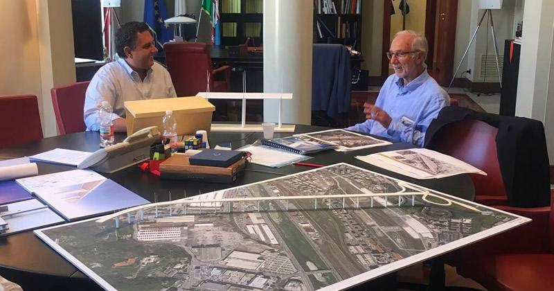 Crollo Ponte Morandi e Ricostruzione: Renzo Piano SI, Renzo Piano NO