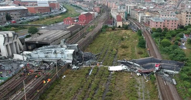 Ponte Morandi: Ricerca di due soggetti per supporto tecnico e verifica dei progetti