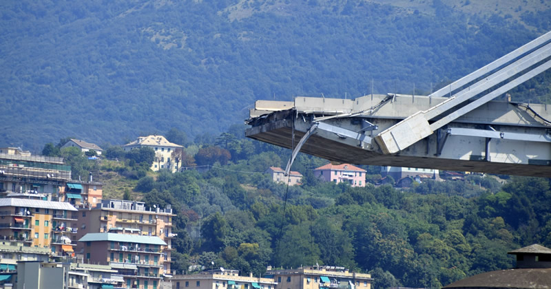 Ricostruzione Ponte Genova, OICE: Necessario coinvolgere le eccellenze dell'ingegneria e delle costruzioni