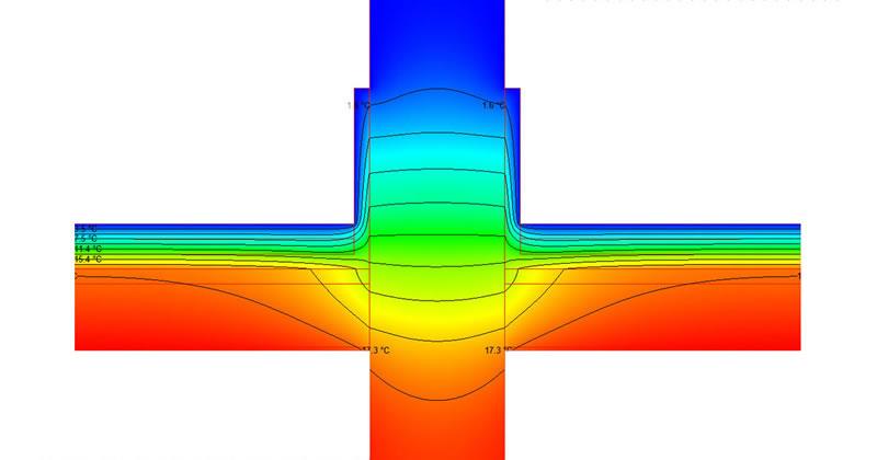 Ponti termici: aspetti normativi, modalità di calcolo e dettagli costruttivi - Parte 2: Nodo Parete-Solaio