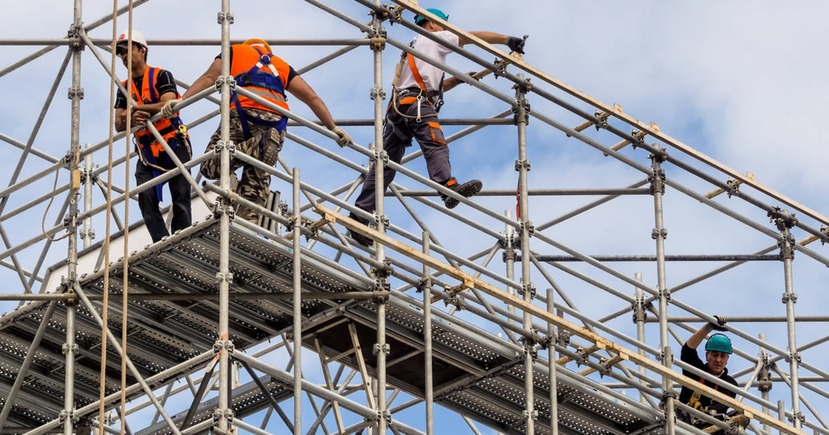 Ponteggi: dal Ministero del Lavoro indicazioni sulla formazione del Preposto