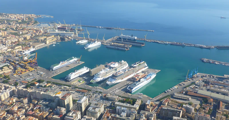 Porto di Palermo: al via il Concorso internazionale di idee per la progettazione dei nuovi terminal crociere