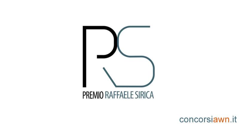 Architettura: al via la quinta edizione del 'Premio Raffaele Sirica'