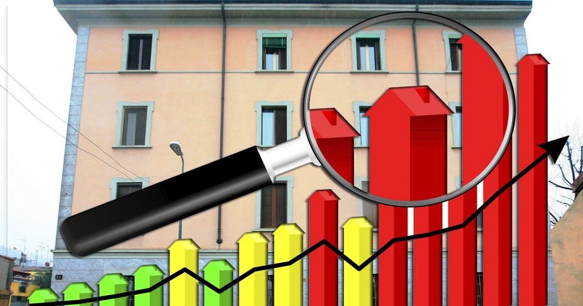 La primavera del mercato immobiliare: crescita delle transazioni del 18,9%