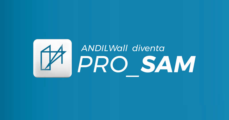 ANDILWall diventa PRO_SAM