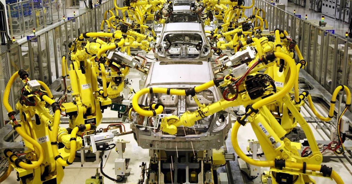 Produzione industriale: Continua la crescita con un balzo dell'1,4% rispetto a novembre