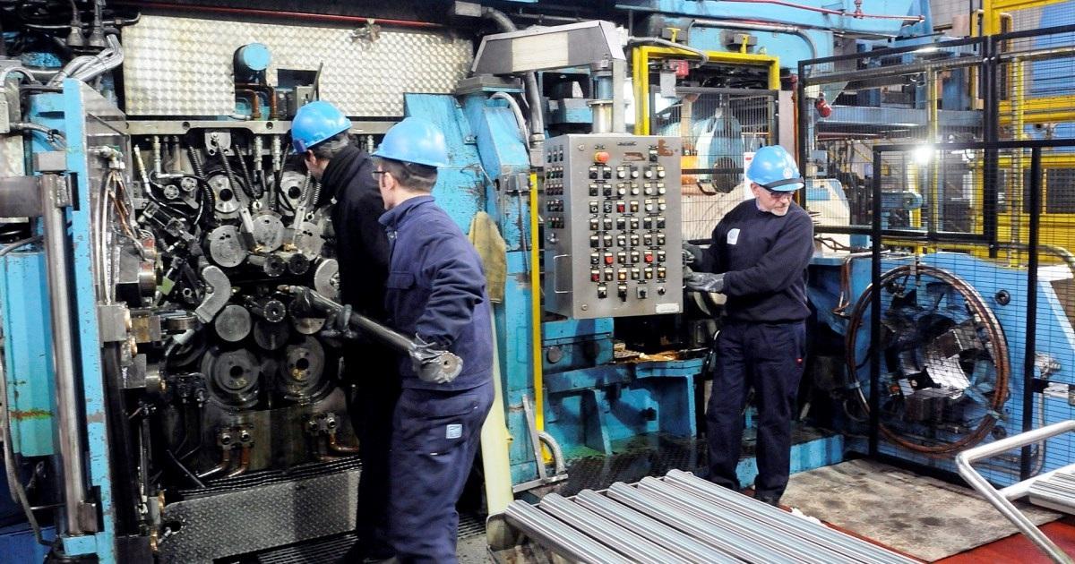 Produzione industriale: Si ferma la crescita con un -2.3% rispetto a dicembre