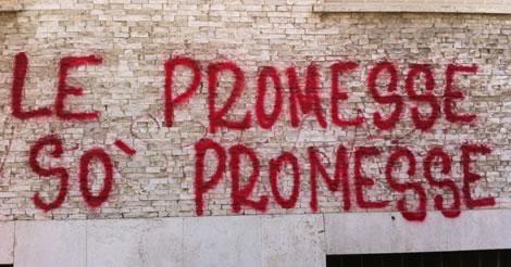 Il popolo delle Partite IVA tra promesse e avances preferiscono i fatti