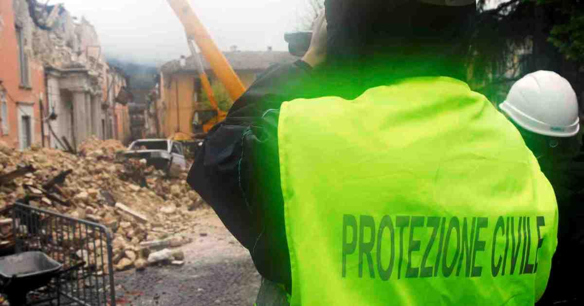 Terremoto e Protezione civile: Prima ordinanza con riferimenti non validi