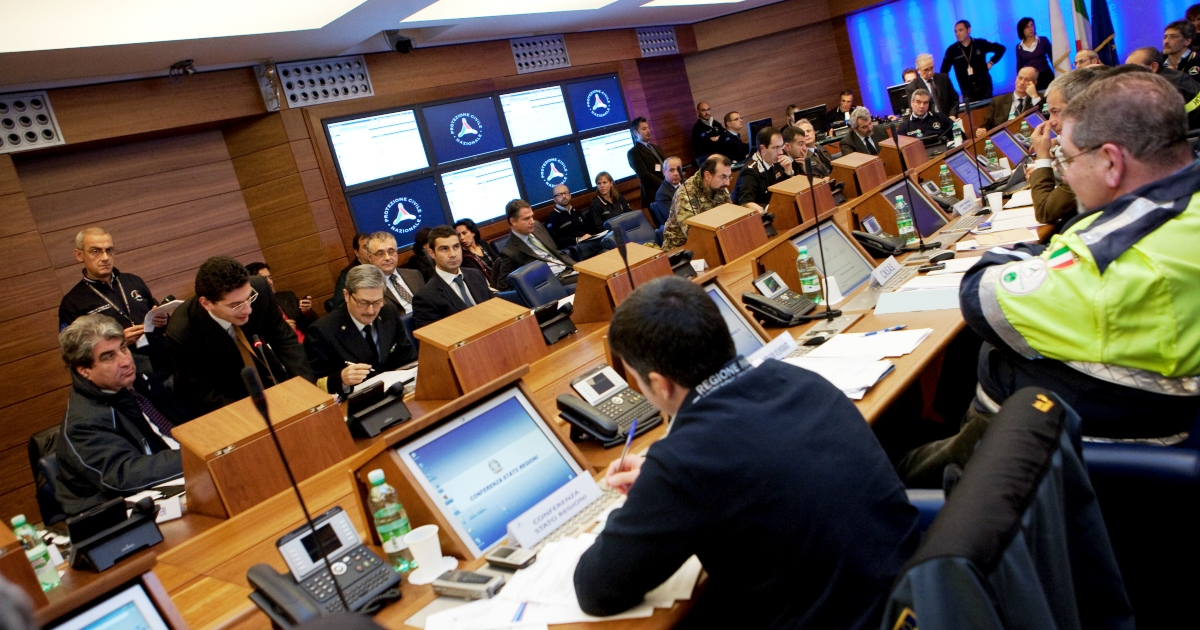 Riforma della protezione civile: Sì definitivo alla delega al Governo