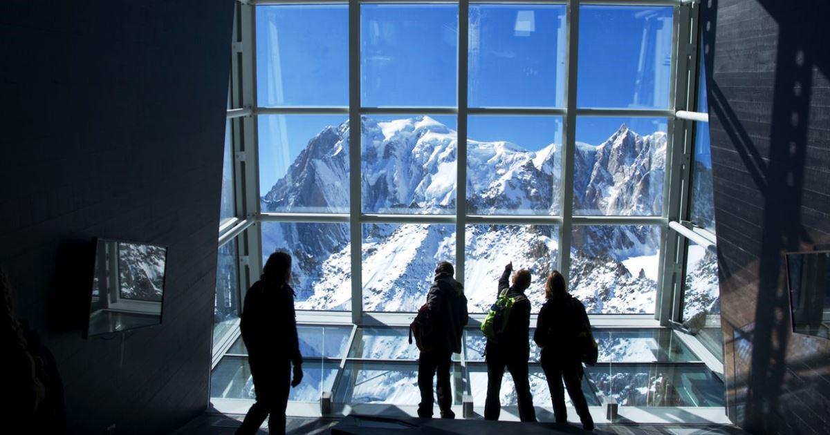 "Costituita in Valle D'Aosta a Punta Helbronner ""Ensemble"" la rete di imprese ""più alta d'Europa"""