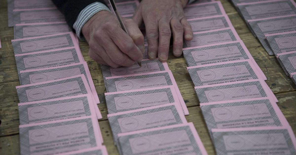 Riforma Costituzionale: perché si è dovuto procedere con il Referendum confermativo?