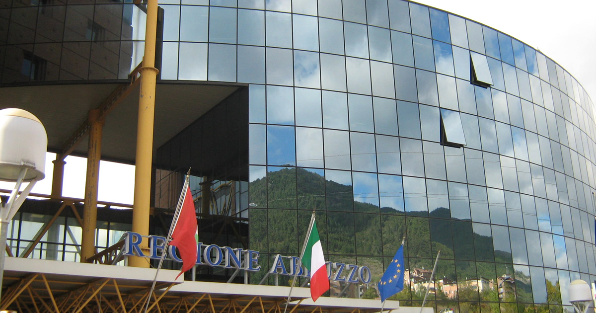 Urbanistica: l'Abruzzo vara nuovo corso per pianificazione territoriale
