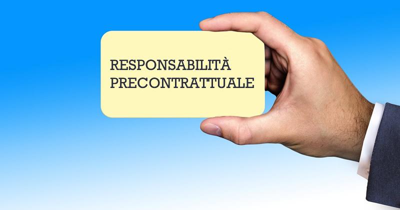 Gare pubbliche: responsabilità precontrattuale anche prima dell'aggiudicazione definitiva