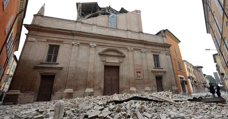 Ricostruzione, 350 milioni di euro per completare opere pubbliche e beni culturali