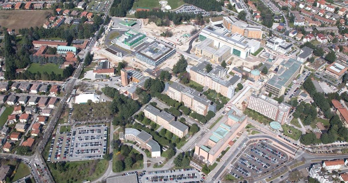 Ristrutturazione dei Padiglioni del Polo Ospedaliero Udinese