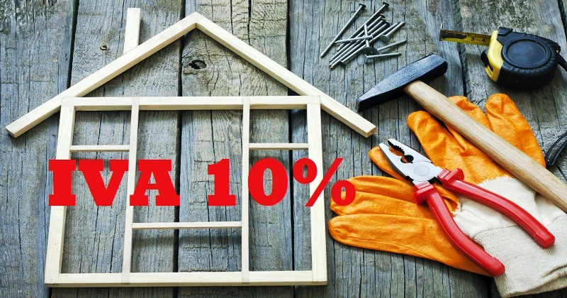 Interventi di recupero del patrimonio edilizio aliquota for Iva 10 manutenzione straordinaria