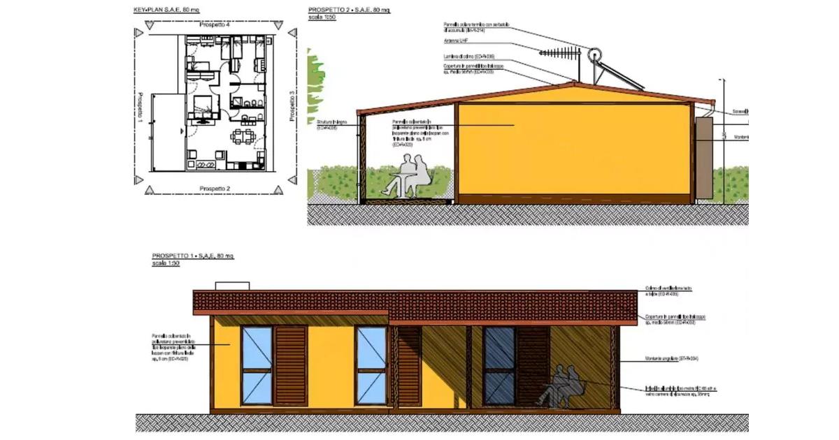 Moduli Abitativi Provvisori (MAP): come saranno le case dei terremotati?