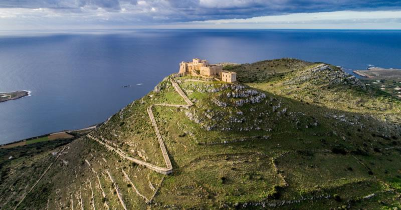 Favignana e YAC: Bando per il recupero della fortezza di Santa Caterina