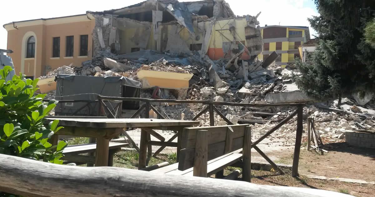 Terremoto centro Italia: le verifiche di agibilità sugli edifici scolastici