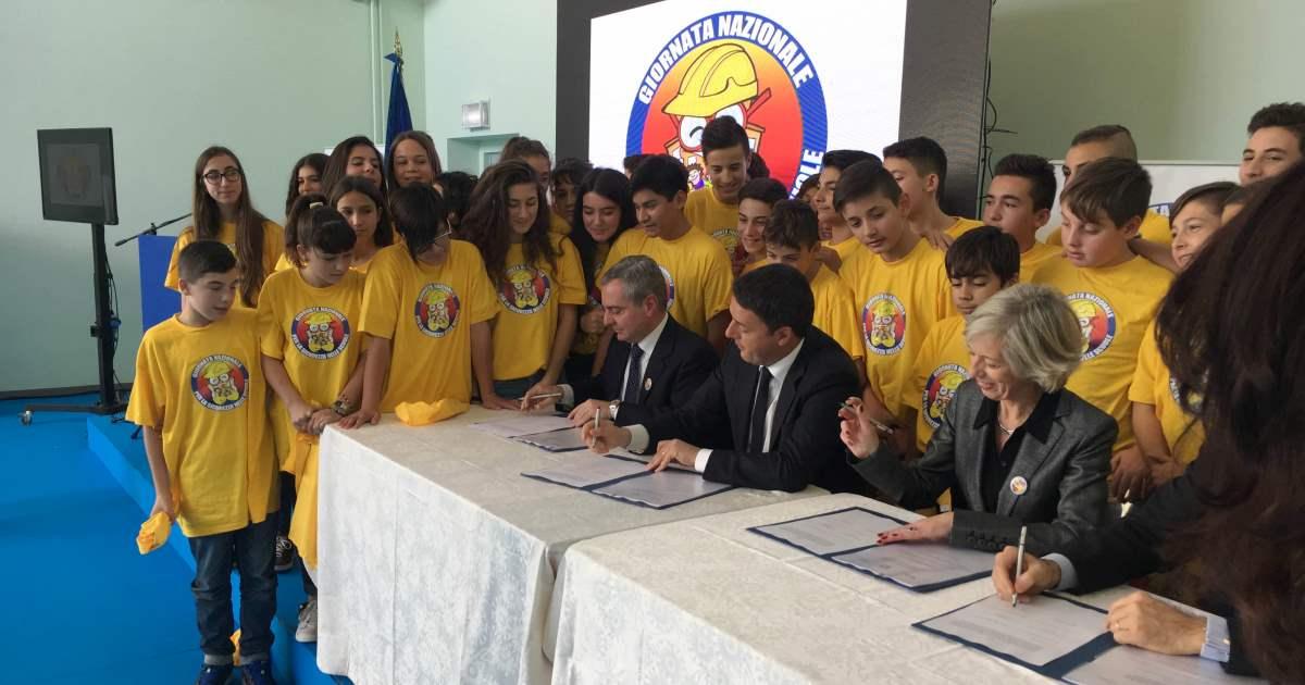 Giornata Nazionale per la Sicurezza nelle Scuole 2016: insieme per la scuola del futuro
