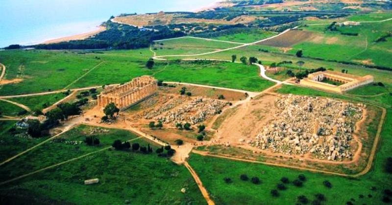 """Parco archeologico di Selinunte: Oggi un vero """"Selinunte Day"""""""