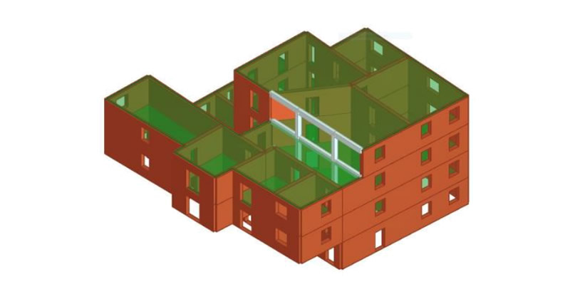 Modellazione, analisi e verifiche di strutture in muratura e in legno