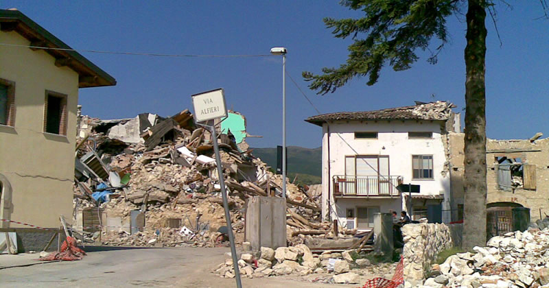 Sisma Abruzzo 2009, assegnati 865 milioni per la ricostruzione privata