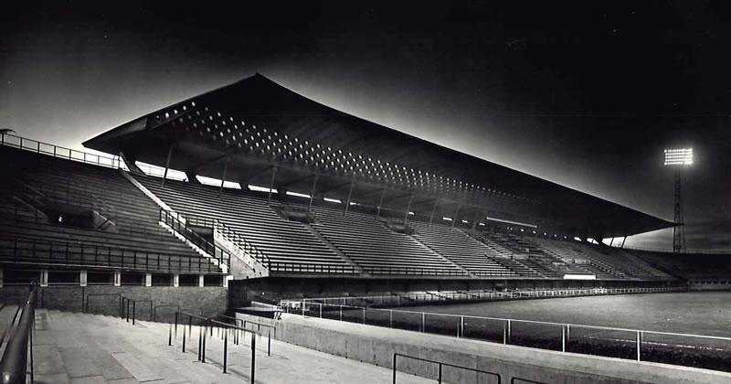 La digitalizzazione e il BIM per il recupero dello Stadio Flaminio di Roma