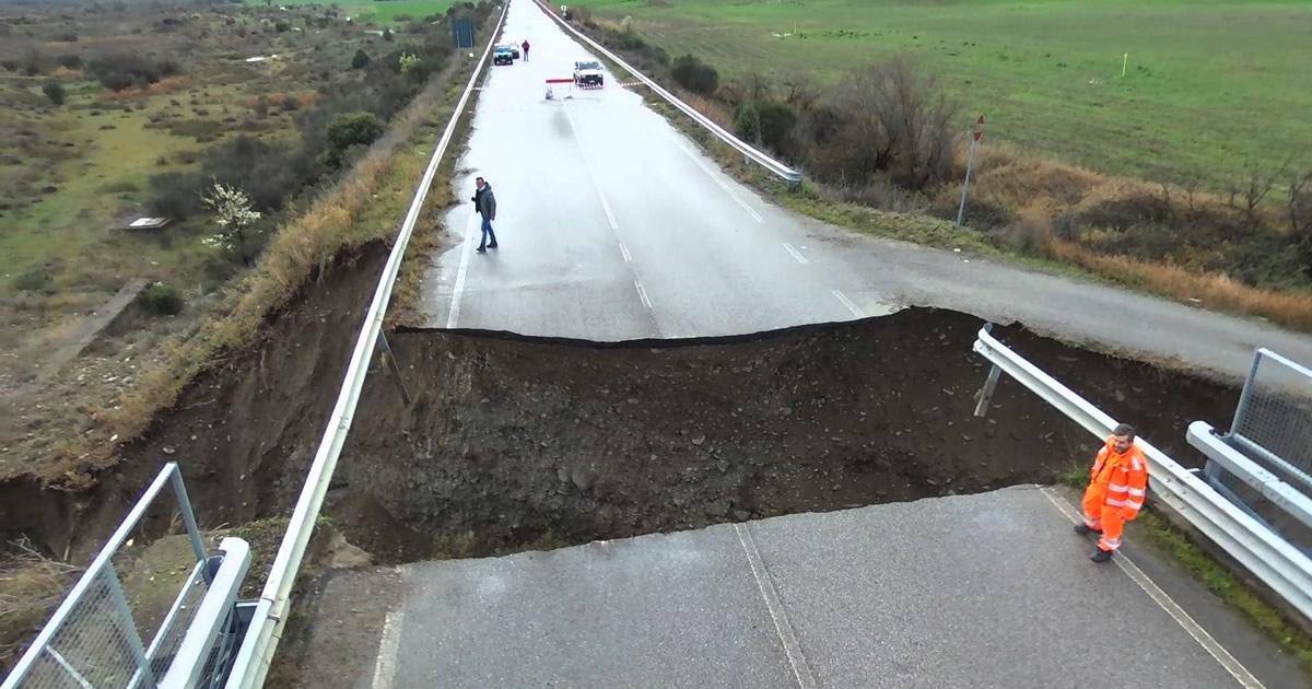 Basilicata, Dissesto idrogeologico problema da affrontare