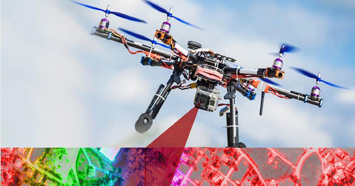 Bonifica Amianto nelle scuole: al via l'utilizzo dei droni per la mappatura